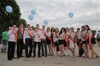 Последний звонок 2013: праздник от ТулГУ, Фото: 21