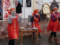 Масленичные гулянья в Плавске, Фото: 28