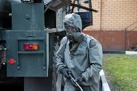 Экспресс-тест на covid-19, маски и социальная дистанция: В Туле первых призывников отправили в армию, Фото: 1