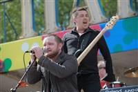 В Туле ветеранов развлекали рок-исполнители, Фото: 77