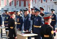 Присяга в Тульском суворовском училище: фоторепортаж, Фото: 20