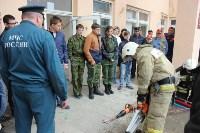 Тульские спасатели провели урок для юнармейцев, Фото: 13