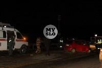 """Смертельное ДТП на трассе """"Крым"""" под Тулой, Фото: 18"""