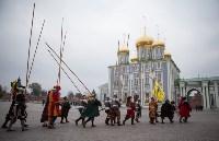 Средневековые маневры в Тульском кремле. 24 октября 2015, Фото: 196