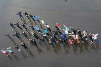 Забег в поддержу российской сборной по легкой атлетике, Фото: 4