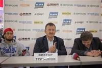 Бойцы М-1 провели открытую пресс-конференцию и встретились с фанатами, Фото: 10