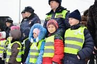 Автофлешмоб на площади Ленина в честь Дня памяти жертв ДТП, Фото: 22