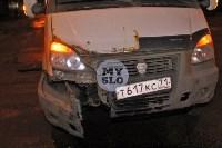 В Туле пьяный водитель устроил массовое ДТП, Фото: 2