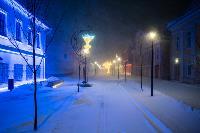 В Туле ночью бушевал буран, Фото: 62