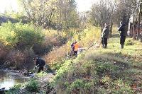 В Туле берега рек очистили от мусора, Фото: 1
