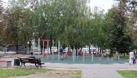В Туле продолжается реконструкция Могилевского сквера, Фото: 1