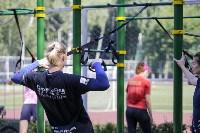 """Тренировка """"Тулицы"""" в парке, Фото: 23"""