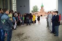 В Туле открылся молодёжный юридический лагерь ЦФО, Фото: 13