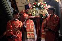 Пасхальная служба в Успенском кафедральном соборе. 11.04.2015, Фото: 12