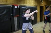 Женский бокс: тренировка , Фото: 9