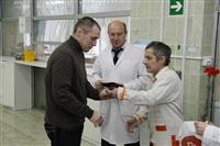 Церемония вручения знака «Почетный донор России». 30 декабря 2013, Фото: 6