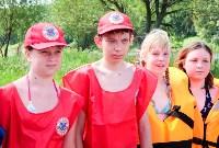МЧС обучает детей спасать людей на воде, Фото: 9