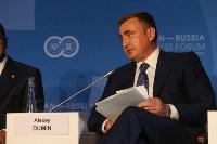 Алексей Дюмин выступил на форуме АСЕАН в Сочи, Фото: 4