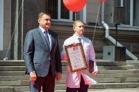 В Туле вручили дипломы выпускникам медицинского института, Фото: 40