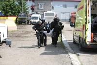 Антитеррористические учения, Фото: 36