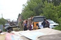 Снос цыганских домов на Косой Горе, Фото: 35