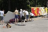 Молодые туляки попытали свои силы на конкурсе граффити, Фото: 9