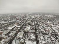 Накануне Рождества над Тулой пролетели аэростаты, Фото: 2