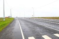 В Суворовском районе  введен в эксплуатацию участок автодороги «Калуга-Перемышль-Белёв-Орёл», Фото: 33