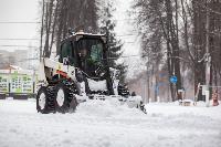 Последствия снежного циклона в Туле, Фото: 62