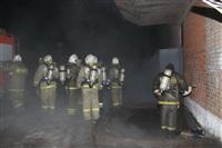 Пожар в здании бывшего кинотеатра «Искра». 10 марта 2014, Фото: 4