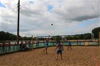 III этап Открытого первенства области по пляжному волейболу среди мужчин, ЦПКиО, 23 июля 2013, Фото: 25