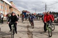 По центральным улицам Тулы прошел велопробег, Фото: 68