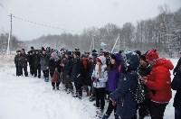 Тульские поисковики провели школьников партизанскими тропами, Фото: 44