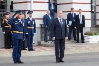 Путин в Суворовском училище, Фото: 30