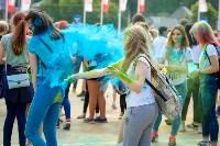 В Туле прошел фестиваль красок и летнего настроения, Фото: 61