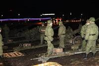 Десантники показали тулякам салют, Фото: 36