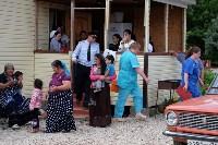 В Плеханово начали сносить дома в цыганском таборе, Фото: 136