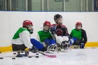 """Детская следж-хоккейная команда """"Тропик"""", Фото: 38"""