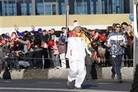 Второй этап эстафеты олимпийского огня: Зареченский район, Фото: 21
