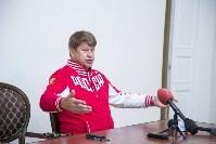 Мастер-класс от Дмитрия Губерниева, Фото: 8
