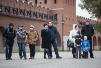 Средневековые маневры в Тульском кремле. 24 октября 2015, Фото: 115