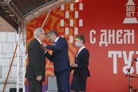 Дмитрий Миляев наградил выдающихся туляков в День города, Фото: 34