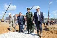 Строительство суворовского училища. 6 июля 2016 года, Фото: 30