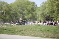 Реконструкция боевых действий. Центральный парк. 9 мая 2015 года, Фото: 54