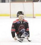 «Матч звезд» по следж-хоккею в Алексине, Фото: 6