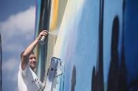 Граффити в Иншинке. Айвазовский. , Фото: 19