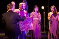 Тбилисский театр показал в Туле историю о Христе, Фото: 54