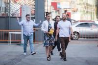 В Туле впервые прошел спектакль-читка «Девять писем» по новелле Марины Цветаевой, Фото: 18