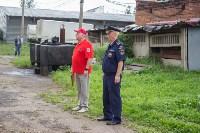 Тульское МЧС передало муниципальным образованиям области прицепы спасательных постов, Фото: 10