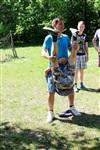 Тульский ОМОН провел боевую подготовку школьников, Фото: 24